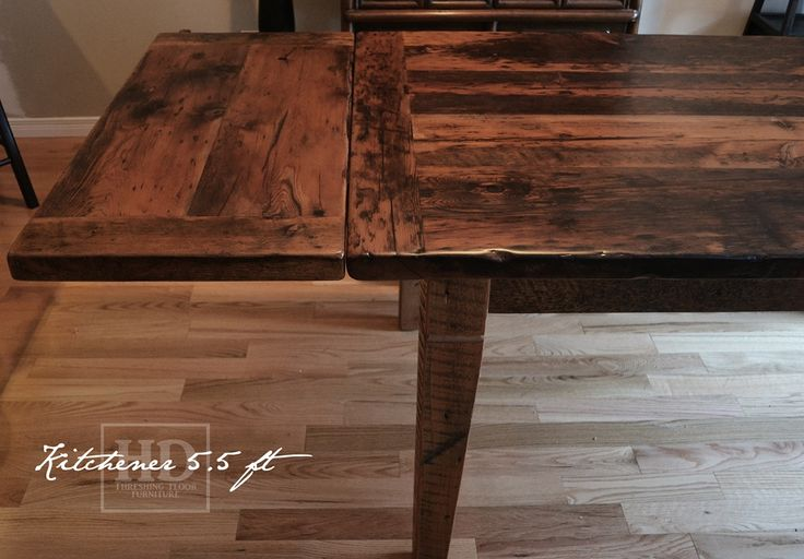 1000 Images About Reclaimed Wood Harvest Tables On Pinterest