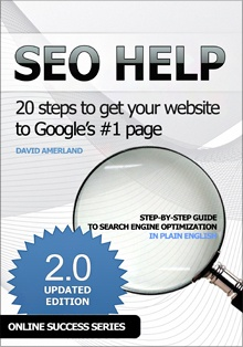 SEO Help: How to make your website Google's #1  #onlinebooks #SEO