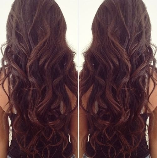 This is my dream hair lenght... color... curl.... one day one day!
