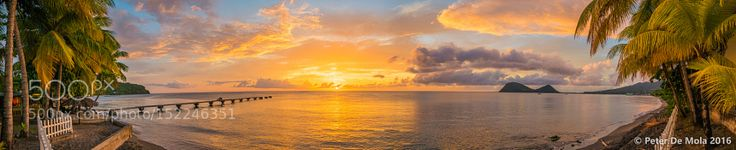 """Portsmouth Beach Hotel Panorama Dominica Ross University Peter De Mola Go to http://iBoatCity.com and use code PINTEREST for free shipping on your first order! (Lower 48 USA Only). Sign up for our email newsletter to get your free guide: """"Boat Buyer's Guide for Beginners."""""""