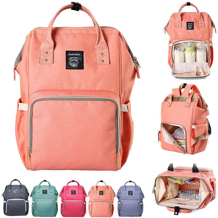 Water Resistant Baby Diaper Bag Backpack Changing Bag Travel Bag Nappy bag in Clothing, Shoes & Accessories, Women's Handbags & Bags, Diaper Bags | eBay