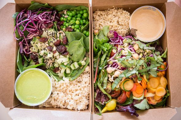 Vegetarian restaurants in Toronto are bountiful and growing in numbers - it's to the point where too many good ones go unrecognized. This list acknowledges the longstanding establishments that having been servicing meatless before it became cool, and a handful of newer spots that are serving up fresh takes on...