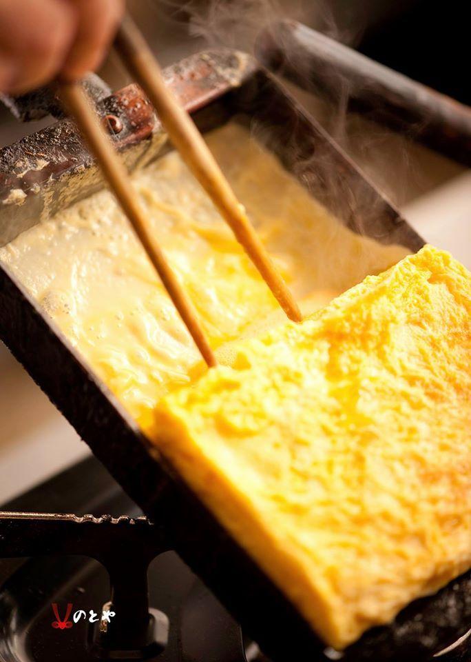 Japanese egg rolls, Tamago-yaki 玉子焼き