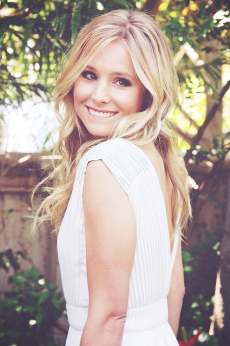 Kristen Bell <3 She Is MY Role Model, Idek How To Explain How Amazing She Is