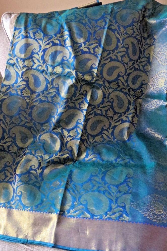 Kanchipuram Saree / Kanchi Pattu Saree / Silk Saree #Unbranded