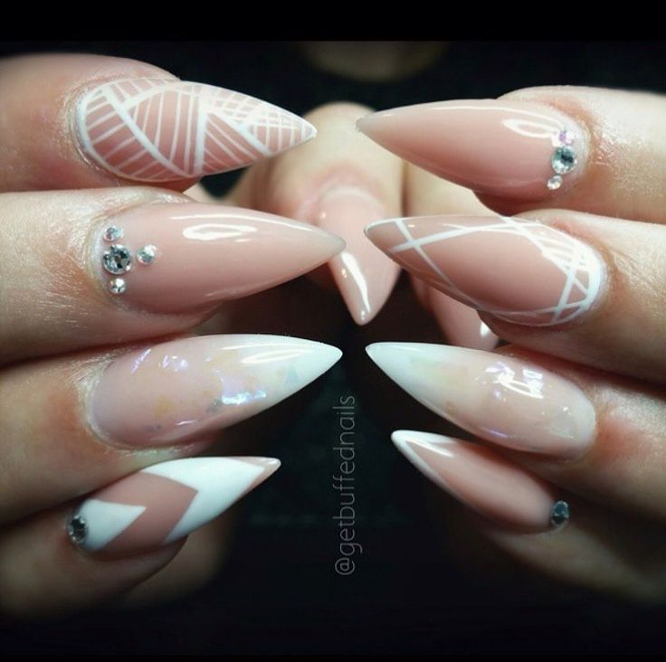 how to make kitty claw nails