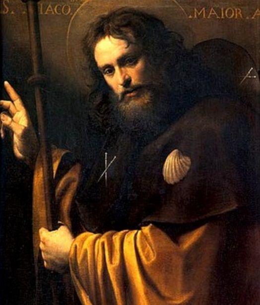santiago apostol el mayor benedicto XVI castel gandolfo enciclicas oraciones exhortaciones apostolicas krouillong comunion en la mano es sacrilegio