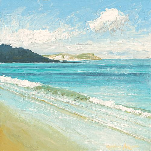 Cloudes and waves - Caroline Atkinson - IG 8357
