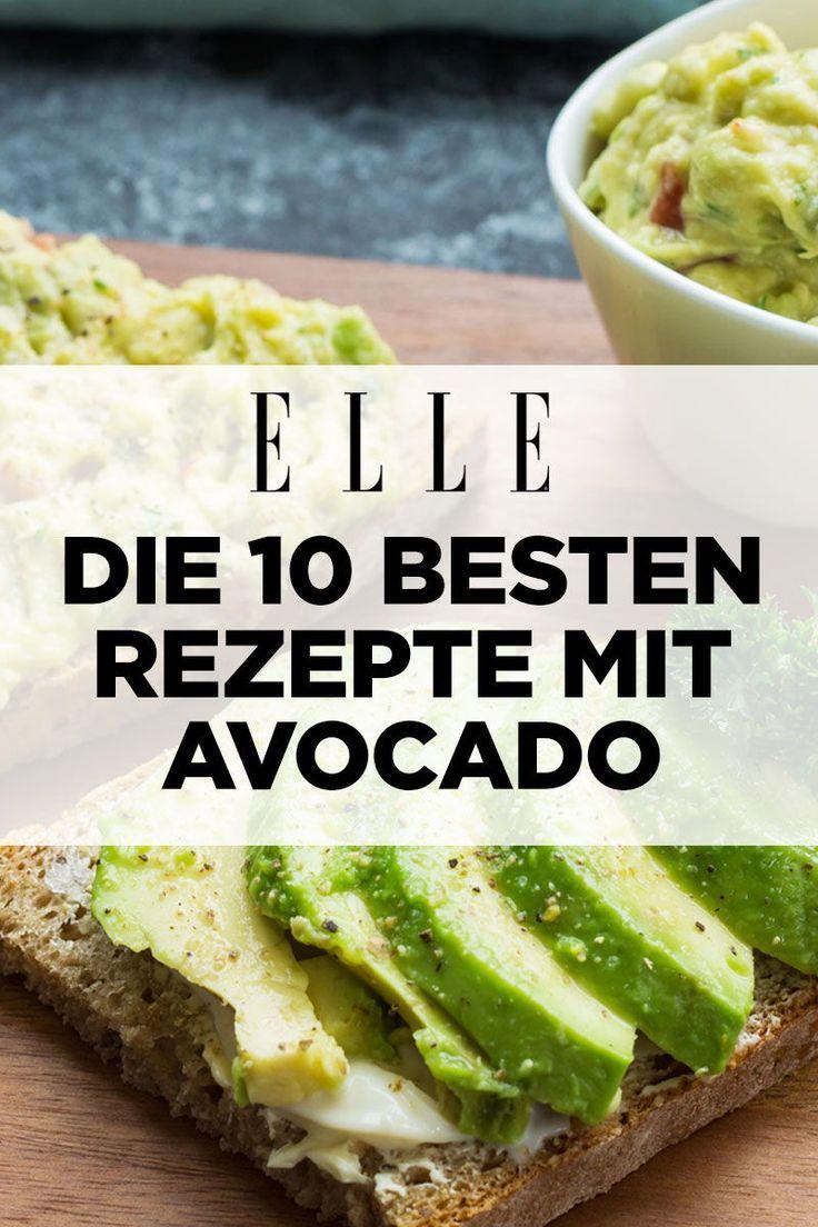 de5ac3975e75 Die 10 besten Rezepte mit Avocado Ohne Avocado, ohne uns. Die grüne ...