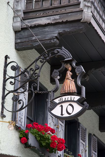 House number in Austria