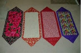 10 minute table runner pattern free - Bing images