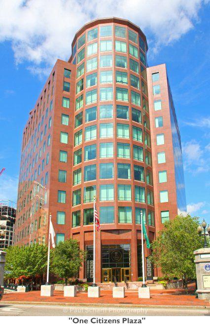 Citizens Bank Headquarters - Providence RI   Rhode Island ...