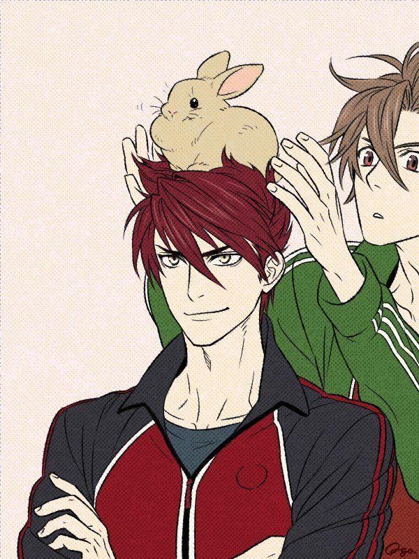【刀剣乱舞】大包平の頭にウサギを乗せる【とある審神者】 : とうらぶ速報~刀剣乱舞まとめブログ~