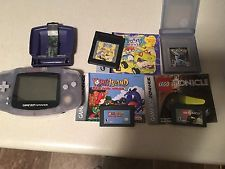 GBA with Pokemon Silver And More  get it http://ift.tt/2d1BFFw pokemon pokemon go ash pikachu squirtle