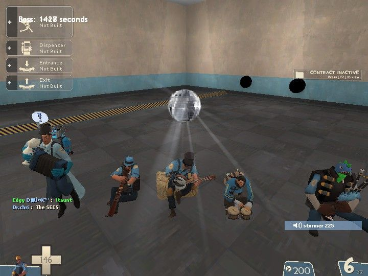 Name a more iconic quintet. I'll wait. #games #teamfortress2 #steam #tf2 #SteamNewRelease #gaming #Valve