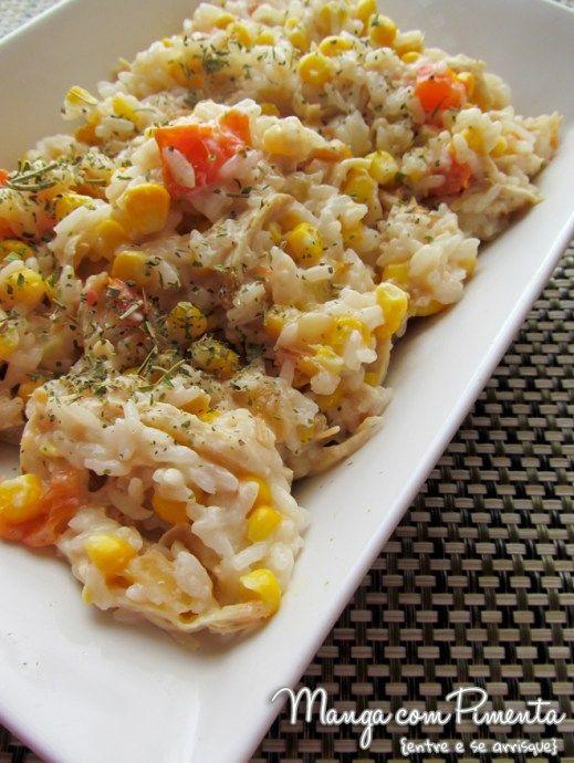 Prepare um arroz diferente, clique aqui e veja como fazer umArroz Caipira bem gostoso na sua casa.