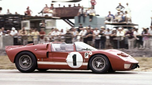 Ford V Ferrari Showcasing The 1966 Battle At Le Mans Comes Out