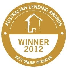 UHomeLoan was awarded Best Online Operator at the Australian Lending Awards 2012