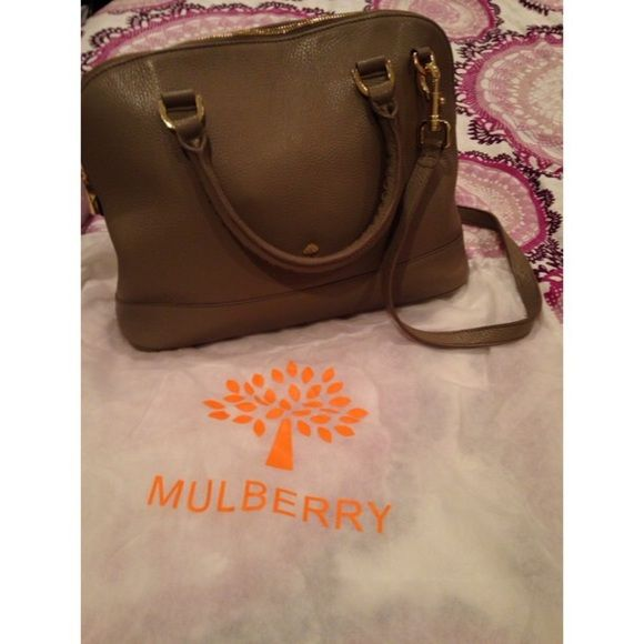 A mulberry bag It is very durable and classy Mulberry Bags