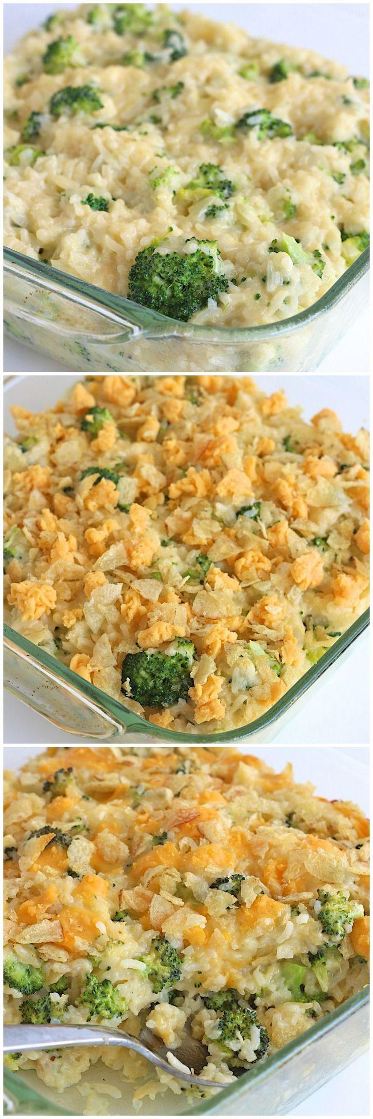 17 Best ideas about Cheesy Broccoli Rice on Pinterest ...