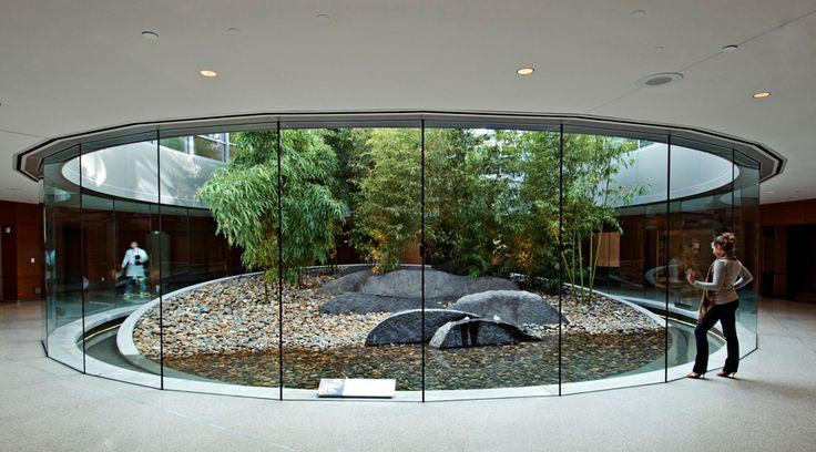 Three-Story Rotunda Courtyard