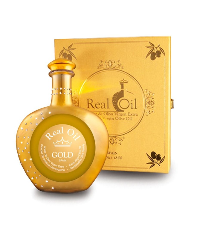 Real Vico Luxury Goods. Gold and Swarosky.  #AOVE #EVOO #marenostrumgourmet #marenostrumgold