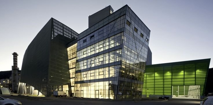 Bozen Waste to Energy Plant / Cleaa Claudio Lucchin & architetti associati - Italy