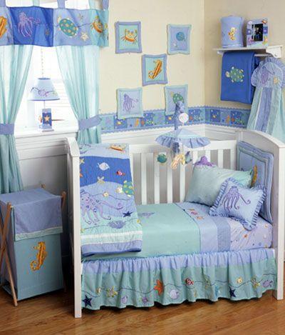 Baby Nursery Bedding Ideas