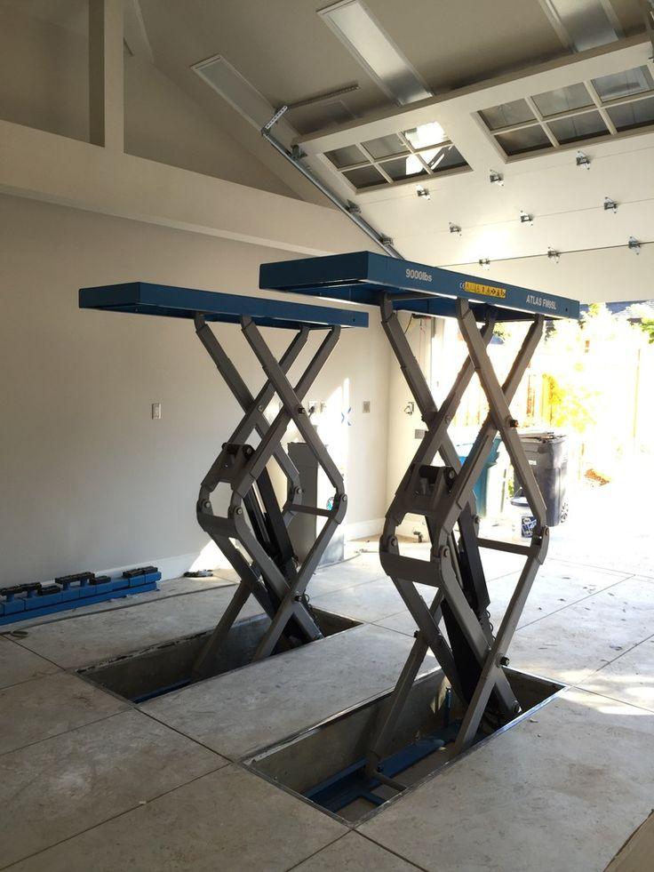 Best 25 garage design ideas on pinterest for Garage plans with lift