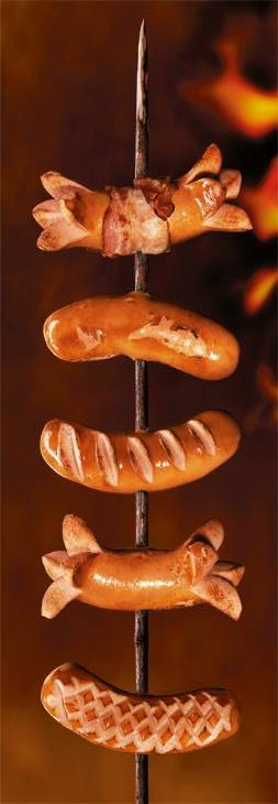 A #summer without a cervelat ( a Swiss sausage) – unthinkable! – Ohne die leckere #Cervelat ist der Sommer nur halb so schön! | bestswiss.ch