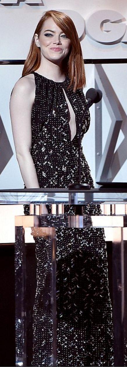 Emma Stone: Louis Vuitton