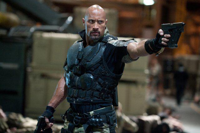 Still of Dwayne Johnson in G.I. Joe: Retaliation