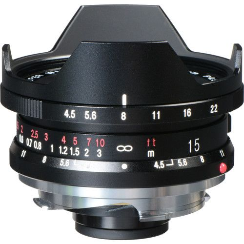 Deal of the day: Voigtlander Super Wide-Heliar 15mm f/4.5 Aspherical II lens for Leica M-mount now $100 off | Leica Rumors