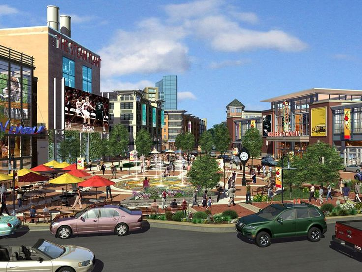 Developments and Projects - Prince George's County Economic Development Corporation