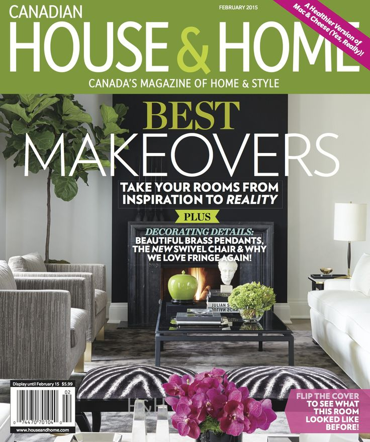 55 best Home Decor Magazines images on Pinterest Magazine covers