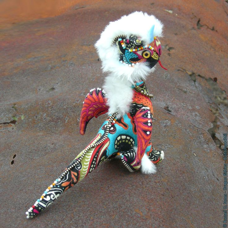 Huitzilopochtli Baby Dragon (1) by russelldjones on DeviantArt