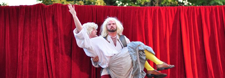 An irreverent, hilarious, fast-paced romp through the Bard's plays, The Complete Works of William Shakespeare (Abridged) is a hit with audiences.