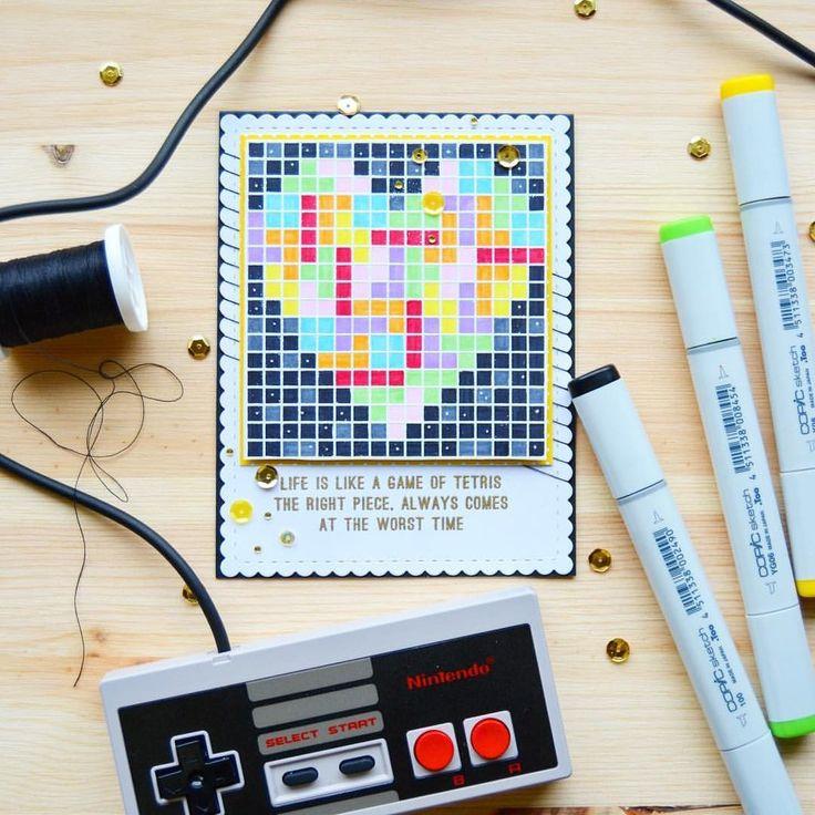 Krumspring Stamps You Pixelate Me Buy Online in USA