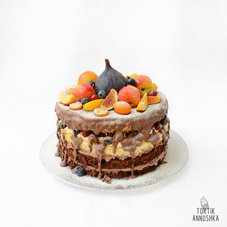 Торт «Осенний» — торты на заказ по низким ценам.