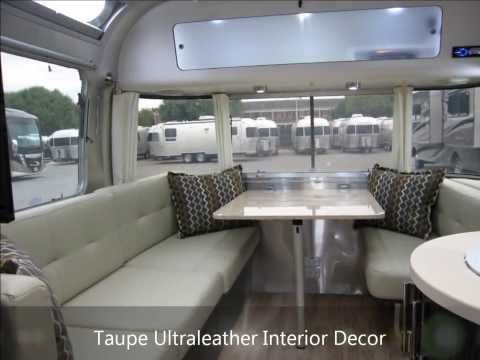2014 Airstream International Signature 25B Taupe Camping Traielr for Travel New Jersey RV Dealers - YouTube