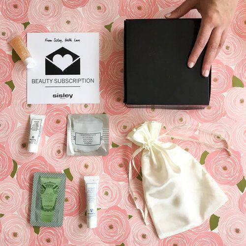 Beauty : Sisley Paris Subscription Box