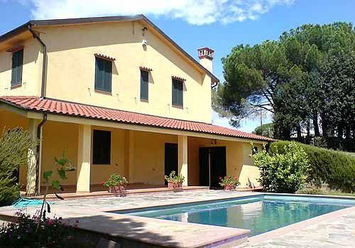 Villa Montalbano 12 - Vakantiehuis in Cerreto Guidi - Vinci - Florence - Toscane