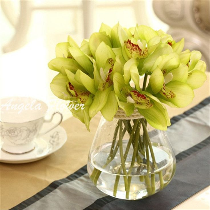 M s de 17 ideas fant sticas sobre flores artificiales de for Decoracion hogar aliexpress