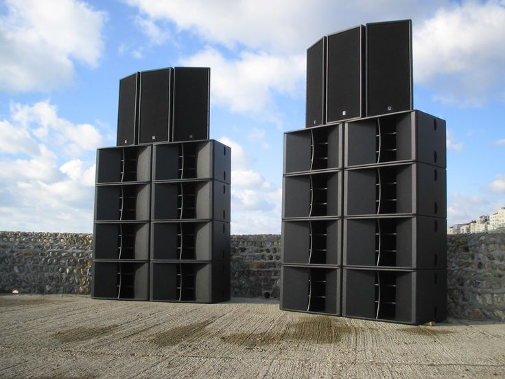 32 Best Images About Night Club Sound Systems On Pinterest