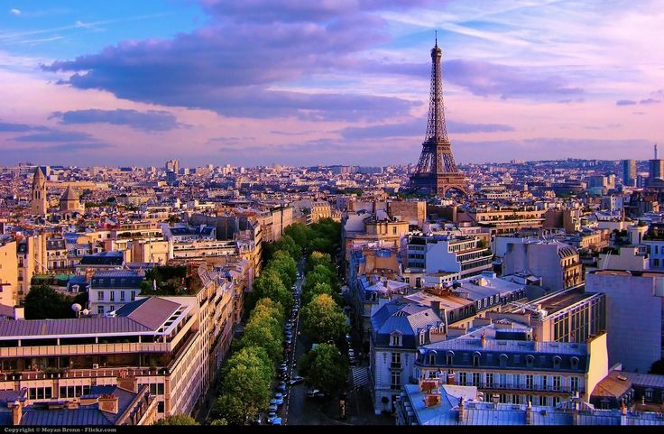 When she was a young girl, Paris stole the heart of writer Sandra Iskander, and a decade ago, she came to the city but never left. Here ...