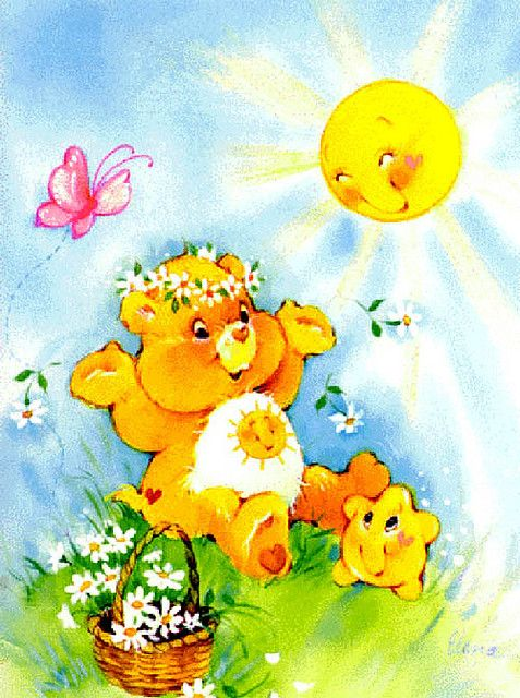 care bear clipart | Care Bear Clip Art 71 | Flickr - Photo Sharing!