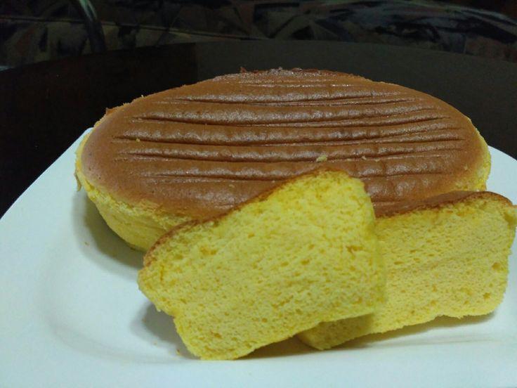 japanese cotton orange cake