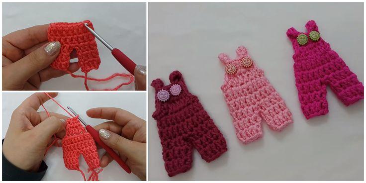 Crochet Mini Romper – Learn to Crochet