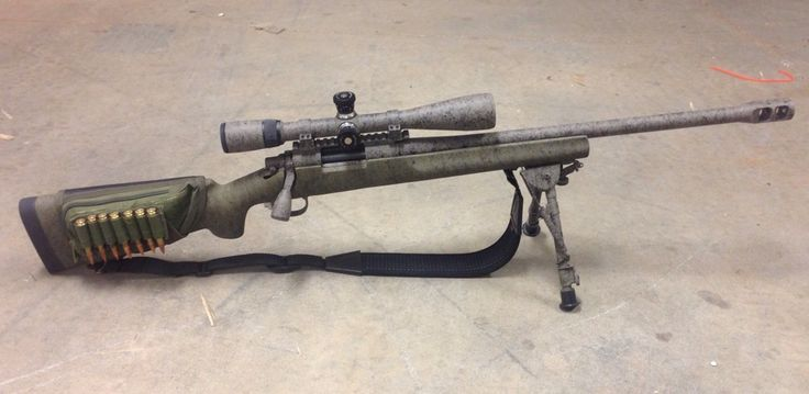 Remington 700 SPS Tactical AAC-SD - Google Search