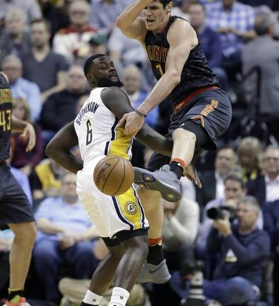 Hawks preview with Jeff Siegel = [podcast] For today's podcast, Locked On Pacers has a preview of tonight's Indiana Pacers game against the slumping Atlanta Hawks. Jeff Siegel, a writer for.....